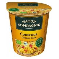 Piatto istantaneo Couscous Orientale Bio