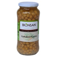 Garbanzos Cocidos Eco