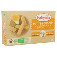 Teething Cookies (8 Months)