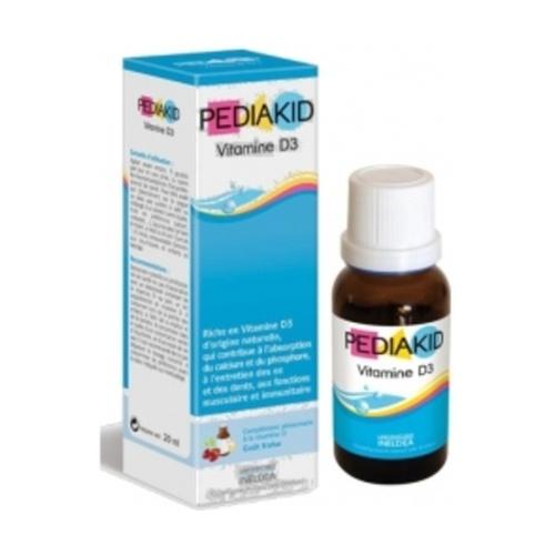 Pediakid Vitamina D3 (Sabor Neutro)