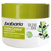 Moisturising Body Cream With Olive Oil