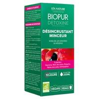 Cóctel adelgazante desintoxicante orgánico desintoxicante