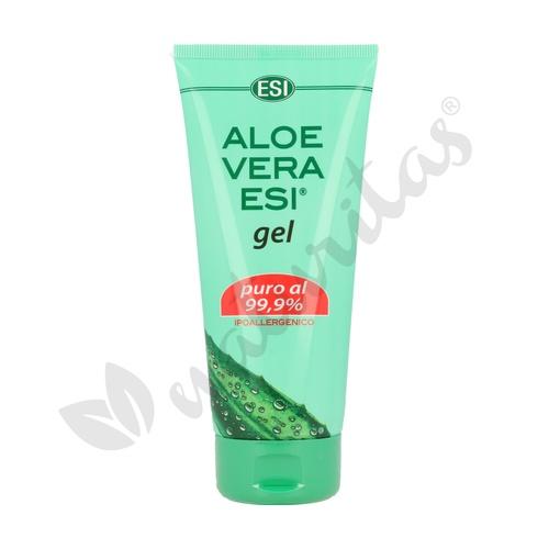 Aloe vera gel puro 99,9%