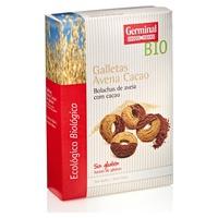 Galletas de Avena sin Gluten con Cacao