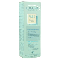 Crema Hidratante Free Sin Perfume