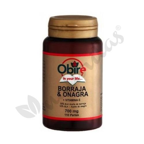 Borraja y Onagra