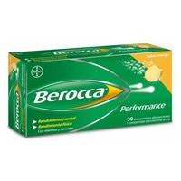 Berocca Performance Vitaminas Mango