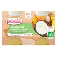 Warzywa Warzone z Mlekiem Kokosowym - Ananas Mango