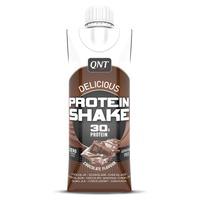 Delizioso frullato di proteine del siero di latte al cioccolato