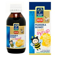 MGO®250 + Manuka Honey Children Syrup