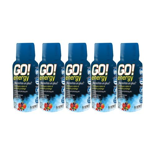 Pack Go energy