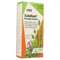 Salullant Llanten Expectorante Jarabe 250 ml de Salus