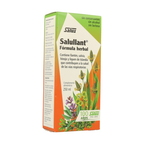 Salullant - Fórmula Herbal