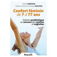 Libro: Confort féminin de 7 à 77 ans, solution probiotique