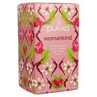 Infusión en femenino (Womankind)  BIO