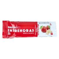 Obegrass Barrita Entre Horas (Chocolate Blanco Frutos Rojos)