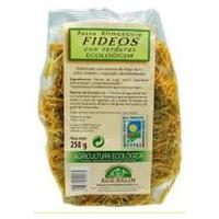 Fideos Finos de Verduras Bio