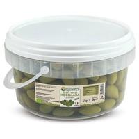 Natural Nocellara Green Olives