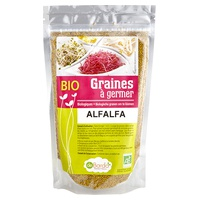 Seeds to germinate - Alfalfa Bio