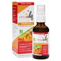 Immuno-4 Própolis Spray Garganta Bio