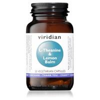 L-teanina 200 mg y melisa