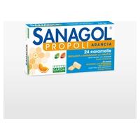 Sanagol Propoli - sabor a naranja