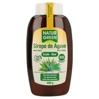 Sirope de agave Raw