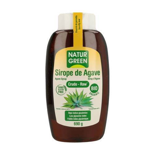 Sirope de agave Raw