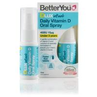Spray Bucal Diario Dlux Vitamina D para Bebés