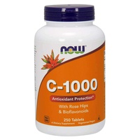 Vitamina C con Escaramujo y Bioflavonoides