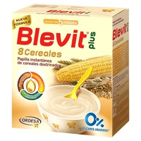 Blevit Plus 8 Cereals 5m +