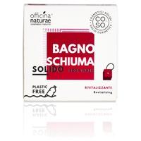 Linea CO.SO Cosmetici Solidi- Gel revitalizante de ducha con sauce y té negro