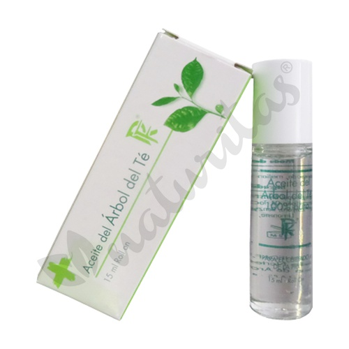Aceite Arbol del te Roll on  15 ml de Rueda Farma