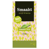 Té Verde Chai