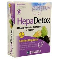 HepaDetox (Rábano Negro + Alcachofa + Colina)