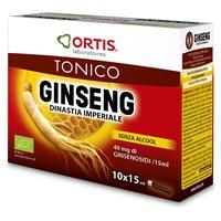 Ginseng tónico viales