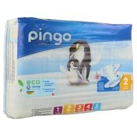 Pañales T2 Bio (3-6 kg) 42 unidades de Pingo