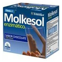 Enzymatic Molkesol (Chocolate Flavor)