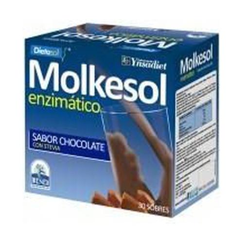 Molkesol Enzimático (Sabor Chocolate)