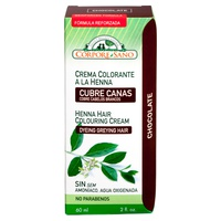 Crema Colorante Henna Chocolate