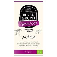Maca Superfood Bio 60 Cápsulas de Royal Green
