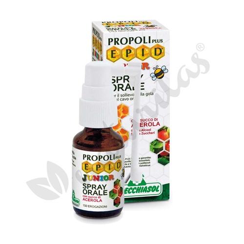 Spray Orale  Junior con Succo di Acerola