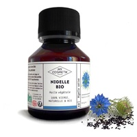 Aceite vegetal ecológico Nigella