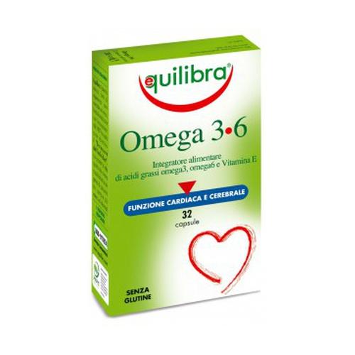 Omega 3 y 6