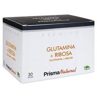 Glutamina + D-Ribosa