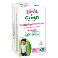 Love & Green Culottes Hypoallergà © niques T6x16