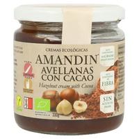 Crema de Avellanas con Cacao