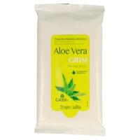 Toallita Multiusos de Aloe Vera Sin Alcohol