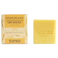 OH SOLEIL Soap - Carrot Juice & Agave Nectar