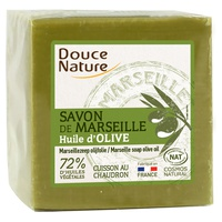 Green Marseille soap